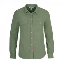 Bushman Košile MECCA, světle zelená, S