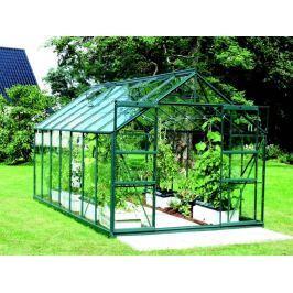 VITAVIA skleník VITAVIA URANUS 11500 čiré sklo 3 mm zelený
