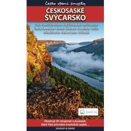Soukup Vladimír, David Petr: Českosaské Švýcarsko - Česko všemi smysly + vstupenky