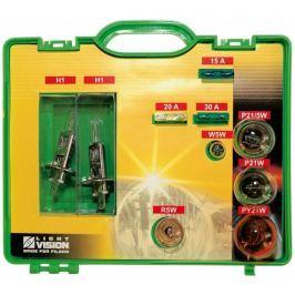 Carlson Servisní kufřík žárovek a pojistek H1
