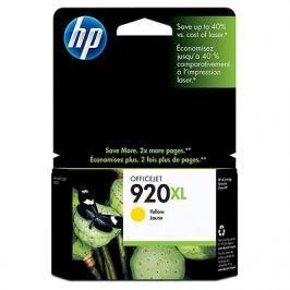HP náplň č.920XL, žlutá (CD974AE)