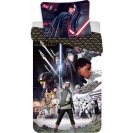 Jerry Fabrics Povlečení Star Wars 8 140x200 70x90