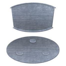 Smartwares Magnetický držák detektoru kouře Smartwares (10.029.73)