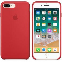 Apple Silikonový kryt, Apple iPhone 7 Plus / 8 Plus, MQH12ZM/A, (PRODUCT)RED