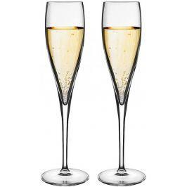 Luigi Bormioli Vinoteque sklenice na sekt Sparkling 175 ml 2ks Sklenice