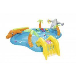 Bestway Bazének Mořský život, 2,80m x 2,57m x 87m Dětské bazény, hračky