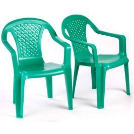 Grand Soleil Sada 2 židličky zelená
