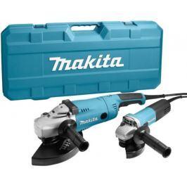 Makita Set úhlových brusek DK0053G