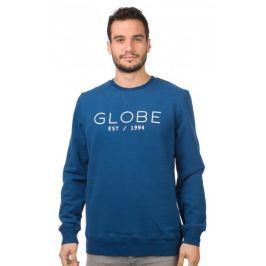 GLOBE pánská mikina Mod Crew II L modrá