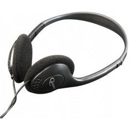 C-Tech MHP-123, bez mikrofonu, černá