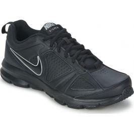 Nike T-Lite XI Black/Black Metallic Silver 42