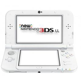 Nintendo NEW 3DS XL Pearl White