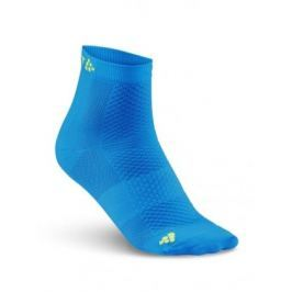 Craft Ponožky Cool Mid 2-pack Modrá 40-42