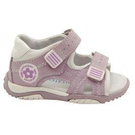 Protetika Dívčí sandály TES 23 fialová