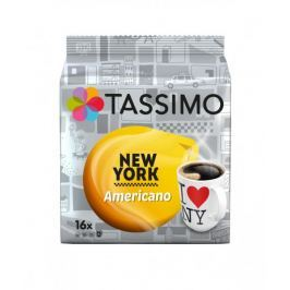 Jacobs TASSIMO NEW YORK AMERICANO 2x 128G