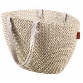 Curver Knit taška Emily krémová