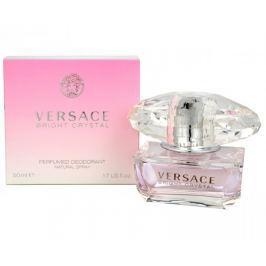 Versace Bright Crystal - deodorant s rozprašovačem 50 ml