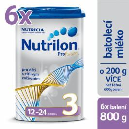 Nutrilon Profutura 3 - 6 x 800g