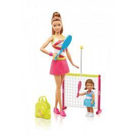 Mattel Barbie sportovní set tenistka