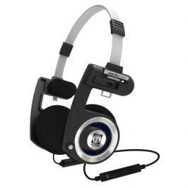 KOSS Porta Pro Wireless, stříbrná/černá
