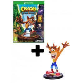 Crash Bandicoot N.Sane Trilogy - Xzone edice (XONE)