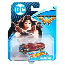 Hot Wheels DC Kultovní angličák Wonder Woman