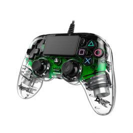Nacon Wired Compact Controller / PS4 (ps4hwnaconwicccgreen)