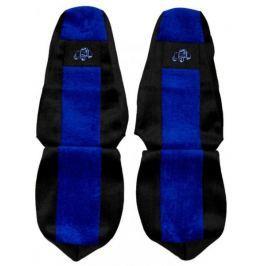 F-CORE Potahy na sedadla PS14, modré