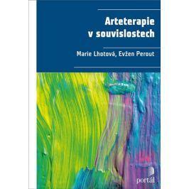 Lhotová Marie, Perout Evžen,: Arteterapie v souvislostech