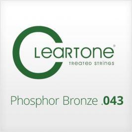 Cleartone Phosphor Bronze .043 Kovová struna pro akustickou kytaru