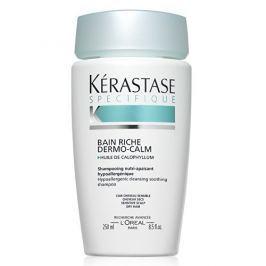 Kérastase Zklidňující šampon pro citlivou vlasovou pokožku a suché vlasy Bain Riche Dermo-Calm (Hypoallergenic