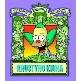 Groening Matt: Simpsonova knihovna moudrosti: Krustyho kniha