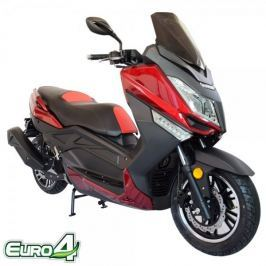 CLS MOTORCYCLE Skútr CLS MAX 125i EFI červený