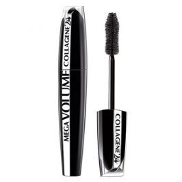 L'Oréal Řasenka pro ultra objem MEGA Volume Collagene 24H 9 ml (Odstín Extra Black)