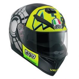 AGV přilba K-3 SV Winter Test 2012 vel.ML (58cm)