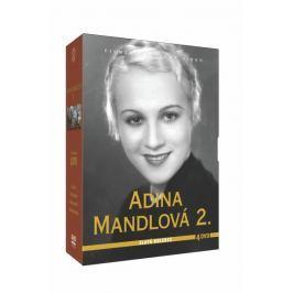 Kolekce Adina Mandlová 2. (4DVD)   - DVD