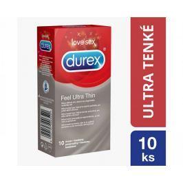 Durex Kondomy Feel Ultra Thin (Varianta 10 ks)