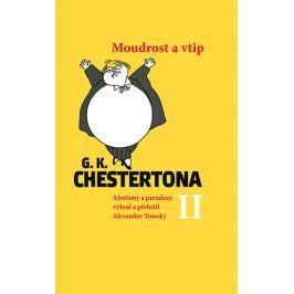 Tomský Alexander: Moudrost a vtip G. K. Chestertona II