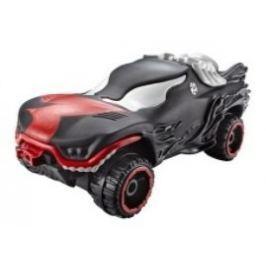 Hot Wheels Marvel Kultovní angličák černo-červený