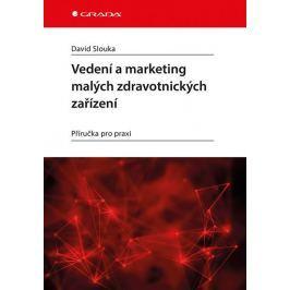 Slouka David: Vedení a marketing malých zdravotnických zařízení - Příručka pro praxi