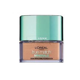 L'Oréal Lehký minerální pudrový make-up True Match (Skin Improving Foundation) 10 g (Odstín 1R/1C Rose Ivory