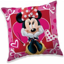 Jerry Fabrics Polštářek Minnie hearts 02