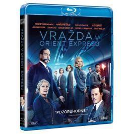Vražda v Orient expresu   - Blu-ray
