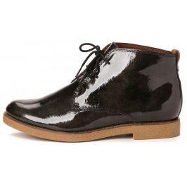 Tamaris dámská kotníčková obuv 36 tmavě šedá