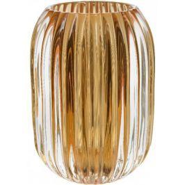 Kaemingk Svícen na čajovou svíčku, zlatá
