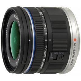 Olympus 9-18 mm M. ZUIKO DIGITAL ED f/4,0-5,6 Black