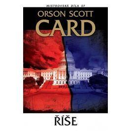 Card Orson Scott: Říše