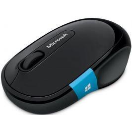 Microsoft Sculpt Comfort Mouse Wireless, černá (H3S-00002)
