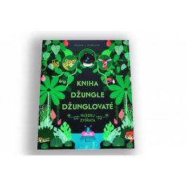 Antón Josef: Kniha džungle džunglovaté - Hledej zvířata