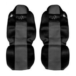 F-CORE Potahy na sedadla PS30, šedé